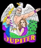 Krewe of Jupiter logo