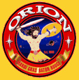 Krewe of Orion logo