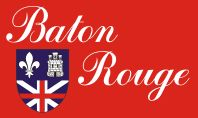 Baton Rouge, Louisiana Flag History Logo